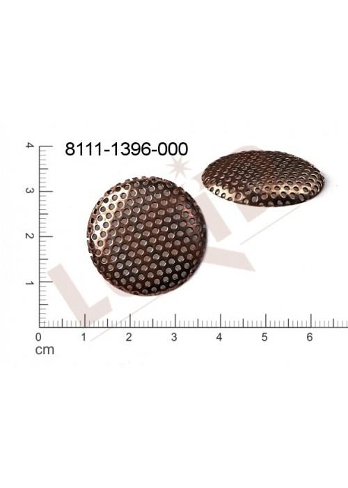 Sítko kulaté 27.0mm, tvarovaný