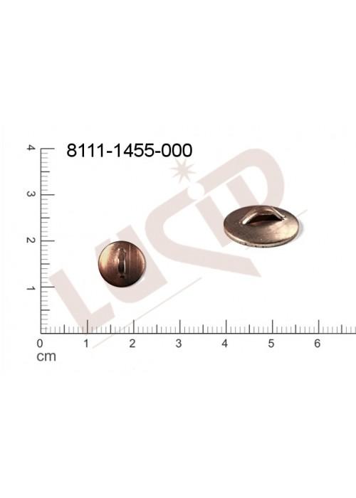 Knoflík/knoflíkový díl 10.0mm