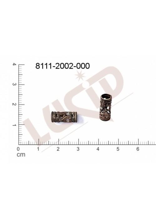 Trubička 12.8 x 5.5mm