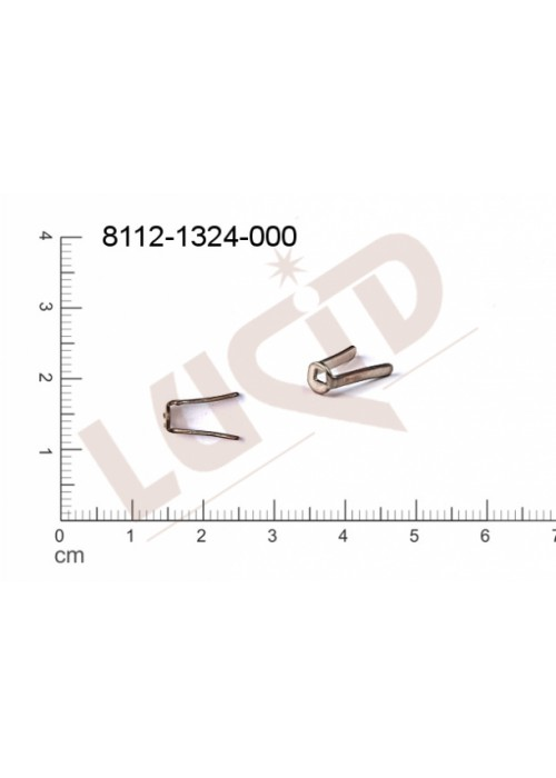 Trn/napichovací díl 10.0x4.0mm