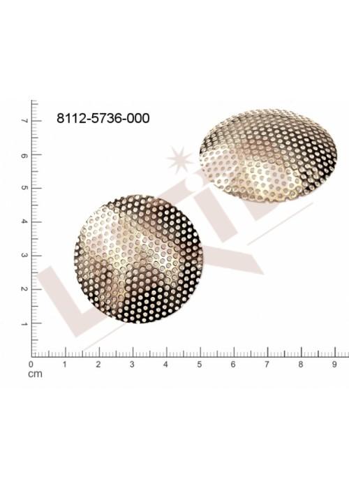 Sítko kulaté 38.5mm neurčený počet děr
