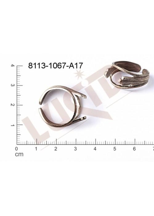 Prstýnkový díl prstýnkové obroučky 20.0mm