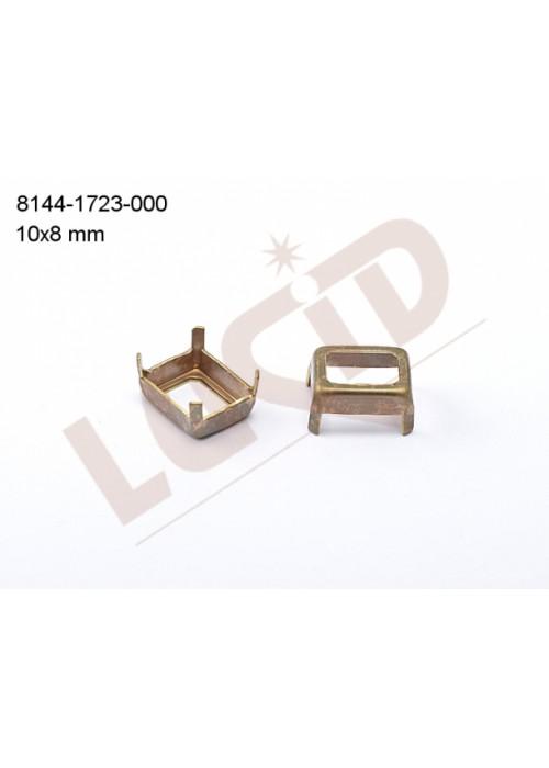 Kotlík oktagon 10.0x8.0mm bez dna