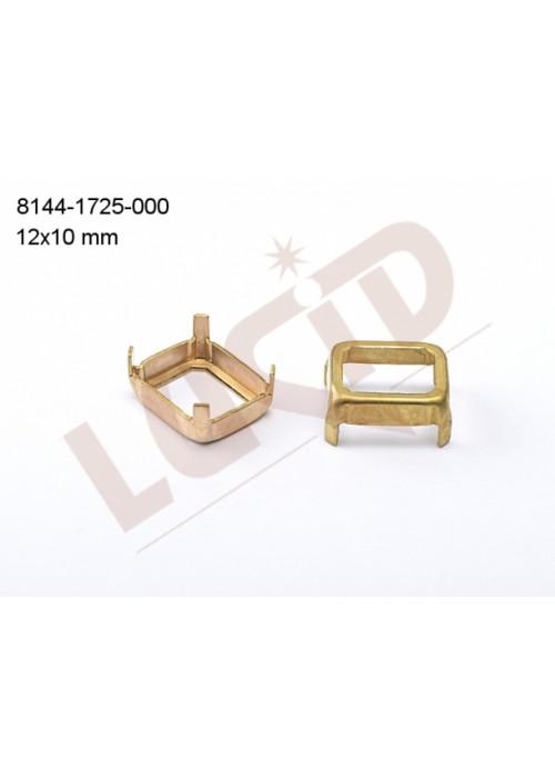 Kotlík oktagon 12.0x10.0mm bez dna
