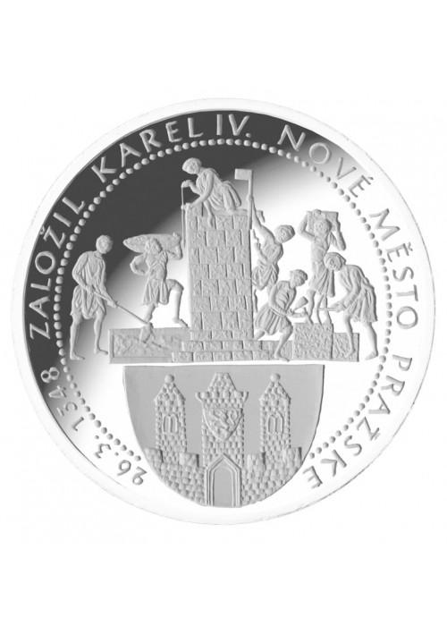 Karel IV. - Nové město Pražské