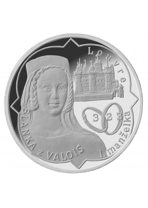 Karel IV. - Blanka z Valois