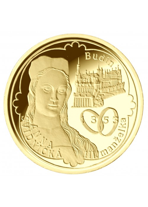 Karel IV. - Anna Svídnická